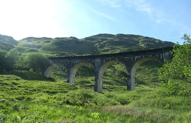 Glenfinnan Viaduct (Puente Harry Potter)