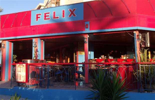 Félix bar de Kato-Paphos