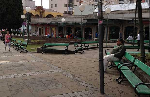 Praça Walter Galassi