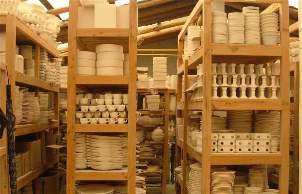 Fábrica de cerâmica de Tlalpujahua