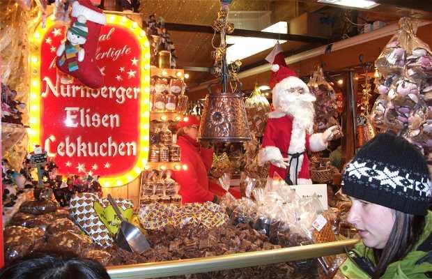 Mercado de natal de Frankfurt