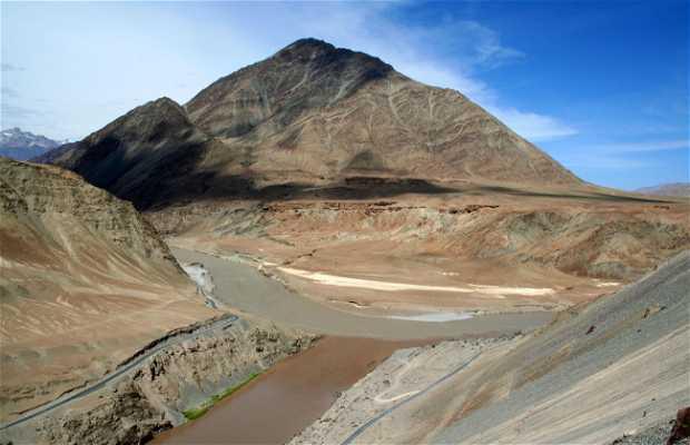 Confluent Indus-Zanskar