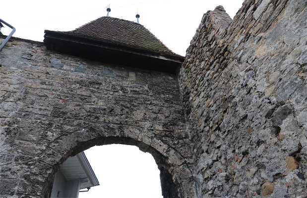 Torre del castillo - Burgtor