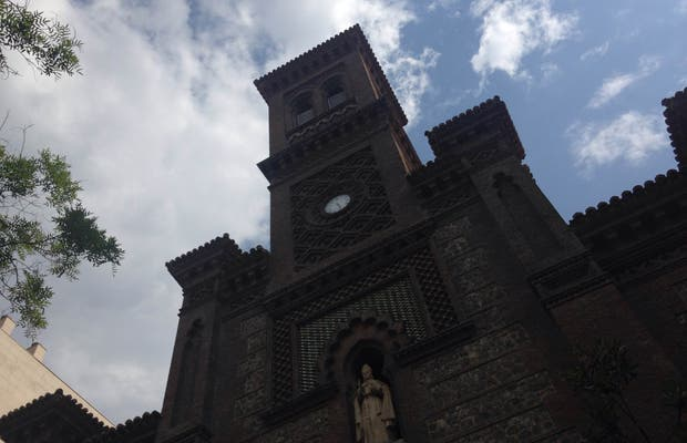 Parroquia de San Fermín de los Navarros