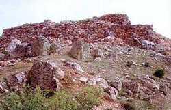 La Encantada hill