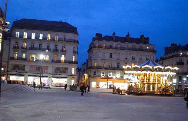 Plaza de la reunion