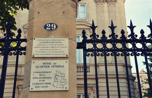Hotel du Quartier Général