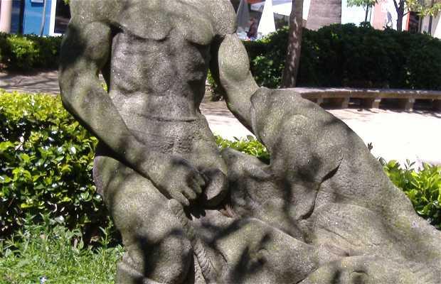 Obras del Escultor Camilo Nogueira