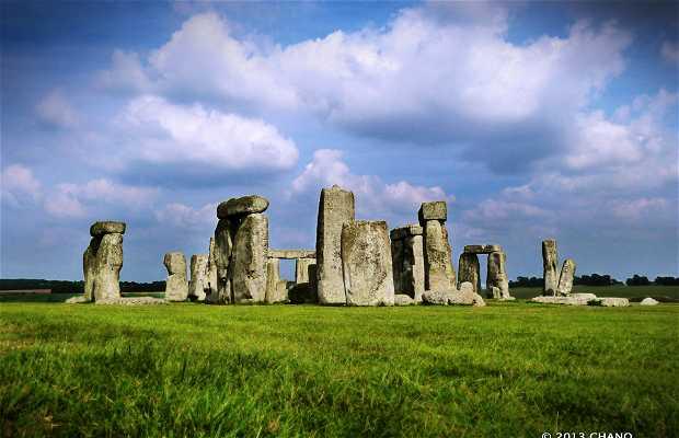 Le rovine di Stonehenge