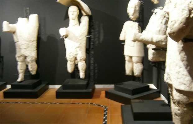Museo Civico di Cabras, Giganti di Mont'e Prama