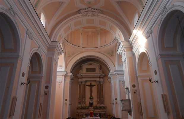 Chiesa di Santa Maria delle Grazie, Sant'Agata di Massa Lubrense