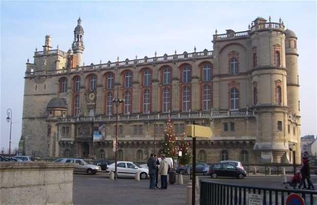 Castelo de Saint-Germain-en-Laye
