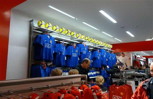 Boutique Officiel de Manchester United