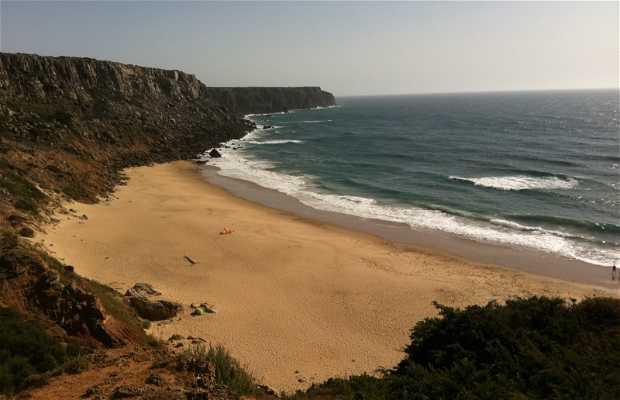 Praia de Telheiro