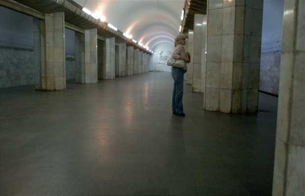 Le Metro de Erevan