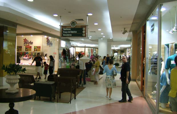 Itaipu Multicenter Mall