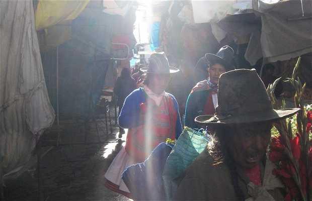 Mercado de Huaraz