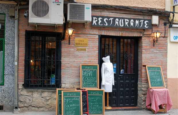 Restaurant Casa Moraleda