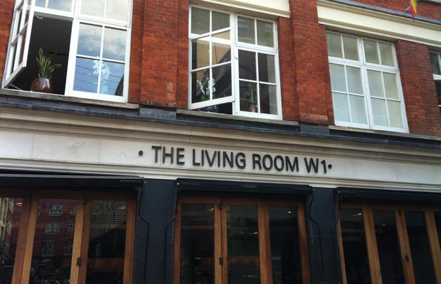 The Living Room - W1