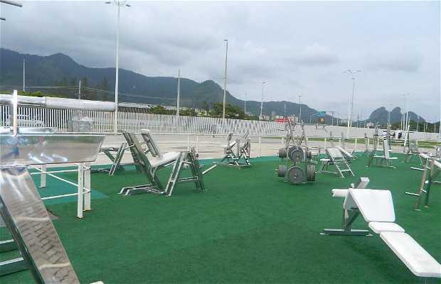 Parque de los Atletas