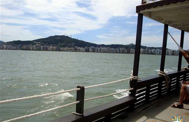 Passeio de Barco na Beira Mar