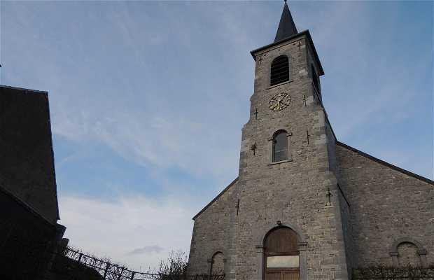 Iglesia de Notre Dame de Sosoye