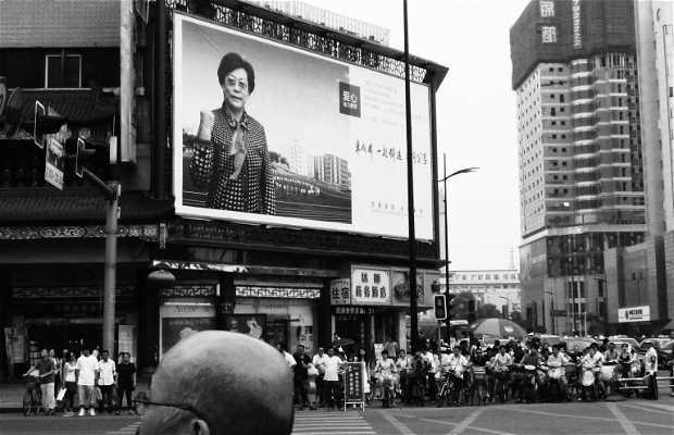 Centro de Chengdu