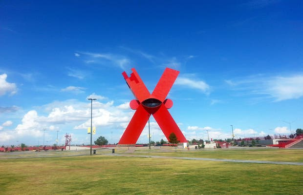 Monumento a la Mexicanidad