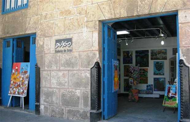 """Galería de arte """"Diago"""""""
