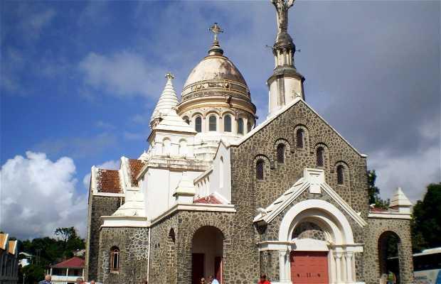 Igreja Montmatre de Balata