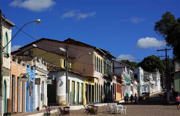 Plaza Horácio de Matos