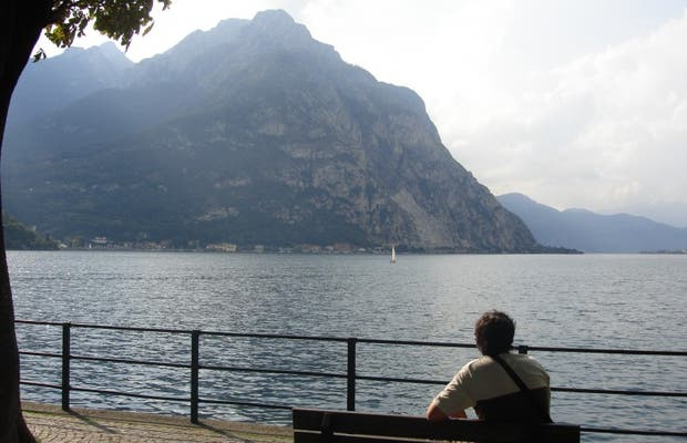 Lake of Lecco