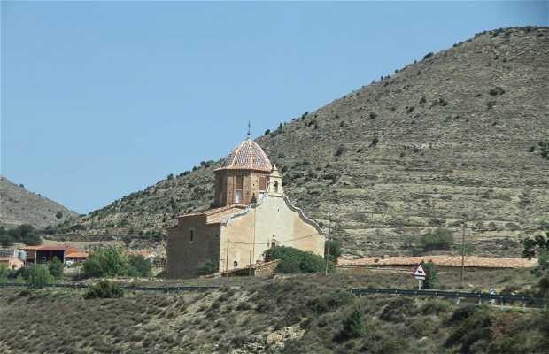 Ermita de San Marcos en Olocau