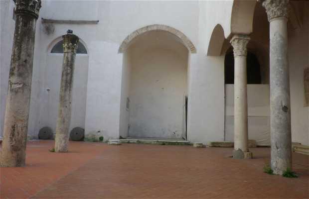 Resti archeologici della Prima Cattedrale di Gaeta