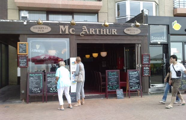 Café Mac Arthur