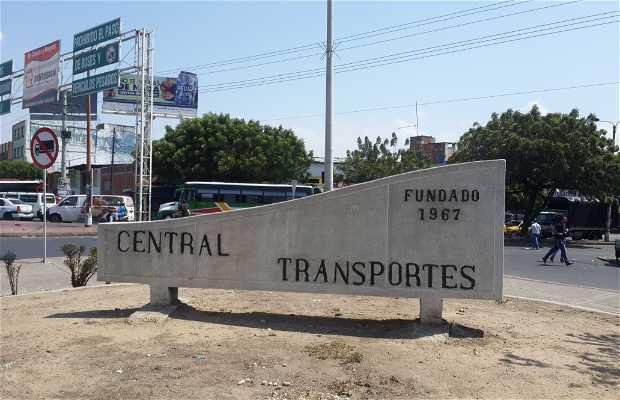 Central de Transportes Cúcuta
