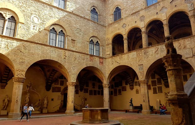 Museo nazionale del bargello