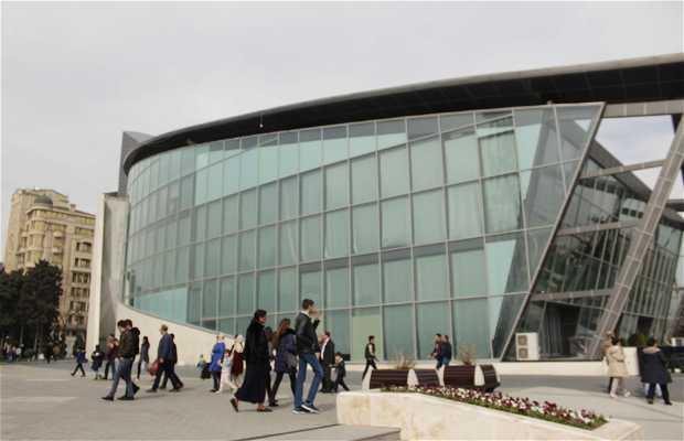 Centro de Negocios de Bakú
