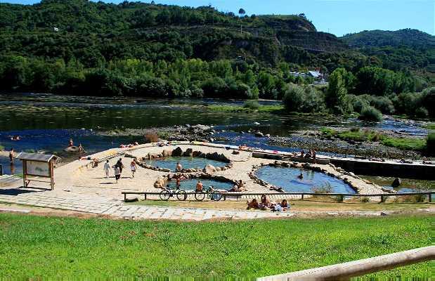 Pozas Outariz y Burgas de Canedo