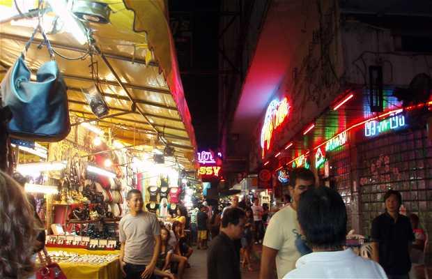 Mercado Nocturno de Patpong
