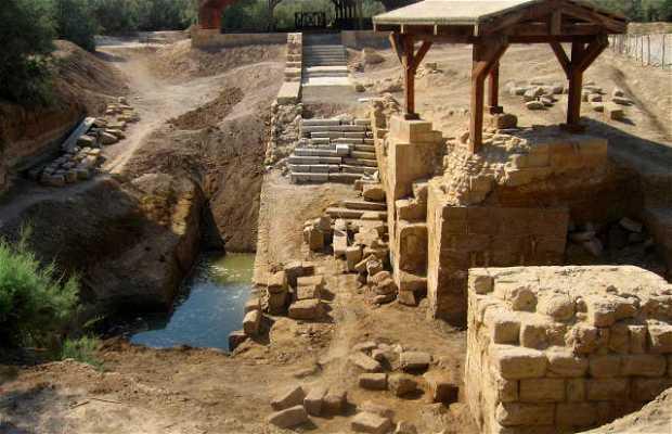 El-Maghtas (Lugar de Bautismo de Cristo)