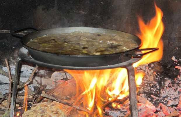 Mas Trucafort Restaurant