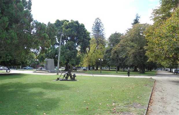 Parque Ecuador