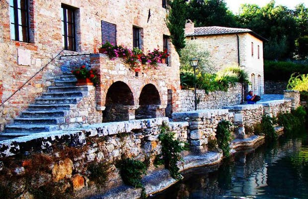 Bagno Vignoni Thermal Baths in San Quirico d\'Orcia: 5 reviews and 29 ...