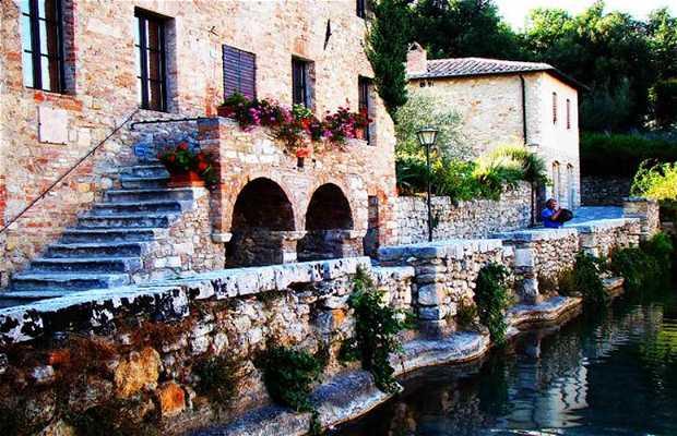 Bagno vignoni thermal baths in san quirico d 39 orcia 5 reviews and 29 photos - Bagno vignoni b b ...