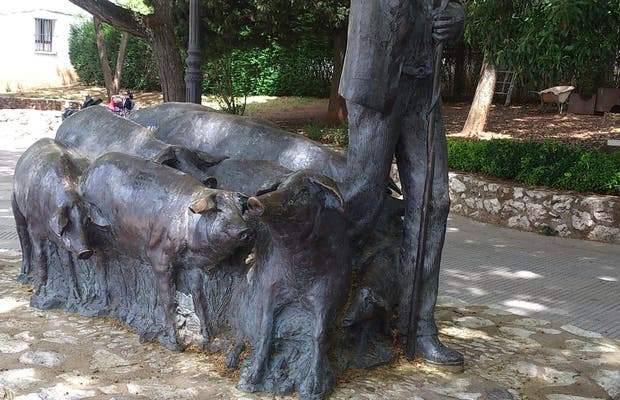 Monumento a la figura del Concejil