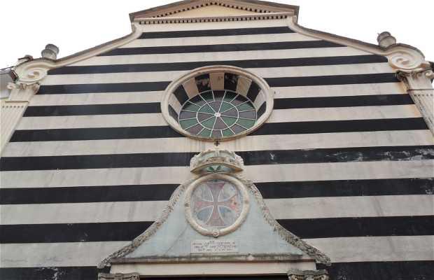 Oratorio de la Cofradia dei Bianchi o de Santa Croce
