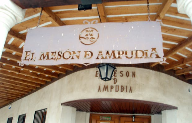 Restaurante El Mesón de Ampudia