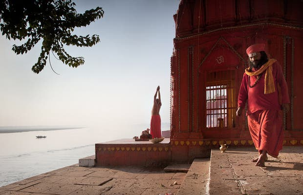 Ghats di Varanasi