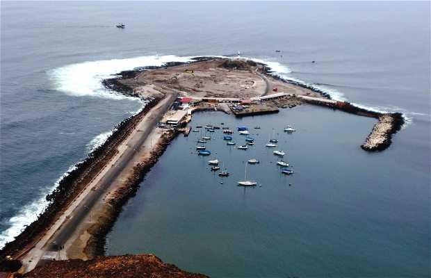 Alacrán Island